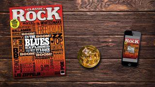 Classic Rock 275 - The Blues Boom