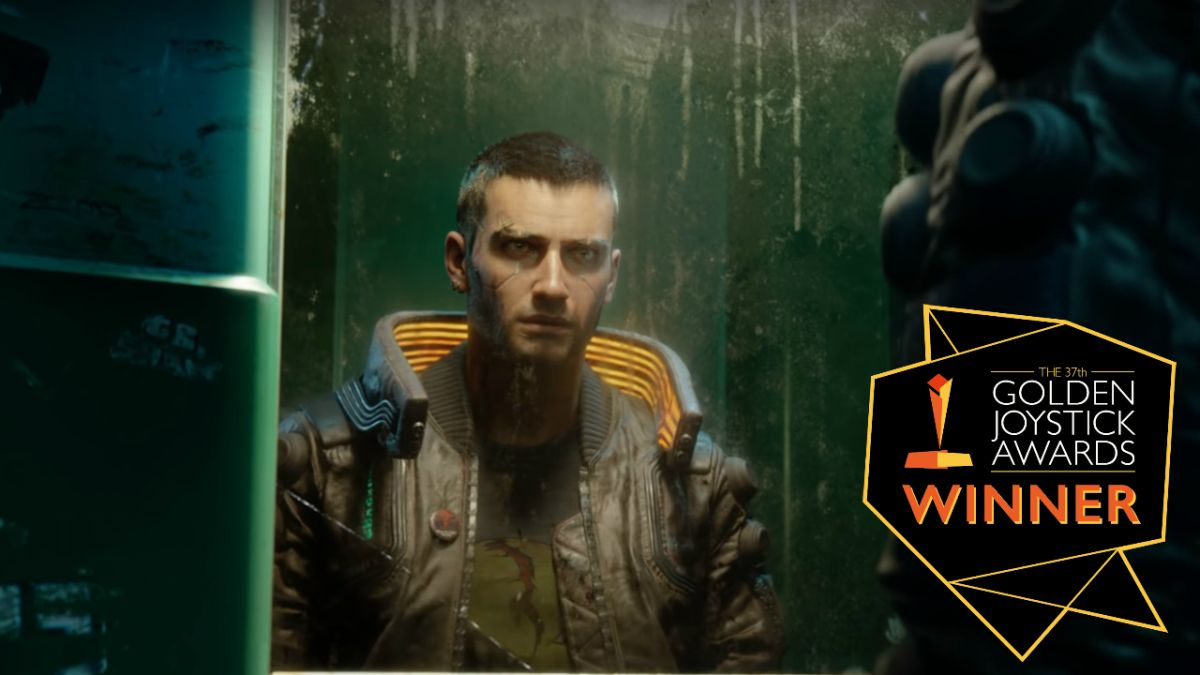 Cyberpunk 2077 is your Most Wanted Game at this year's Golden Joystick Awards