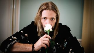 Taylor Hawkins press shot
