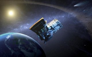 NEOWISE Artist Concept