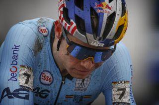 UCI Cyclocross World Championships 2021 Elite Men Oostende 31012021 Wout Van Aert BEL Team JumboVisma photo Nico VeerekenPNBettiniPhoto2021