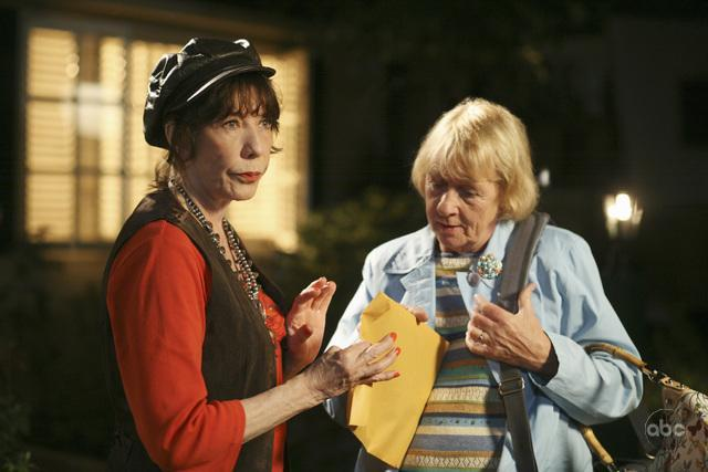 Lily Tomlin Guest Stars On Desperate Housewives #4315