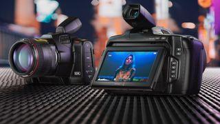 Blackmagic Pocket Cinema 6K Pro
