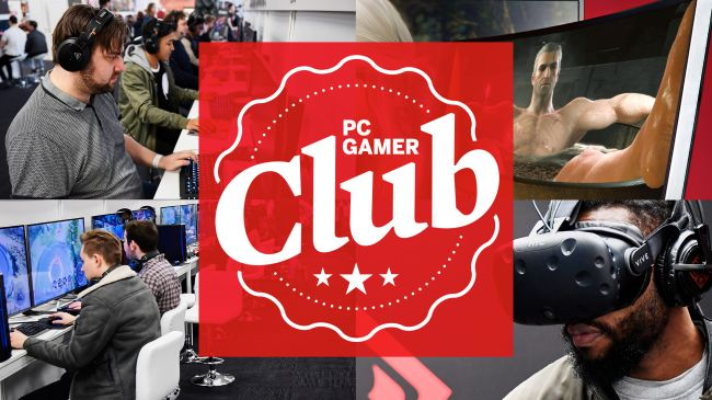 Here's everything you get as part of joining the PC Gamer Club