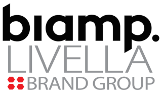 Biamp Systems Adds Livella Brand Group as Midwestern Rep
