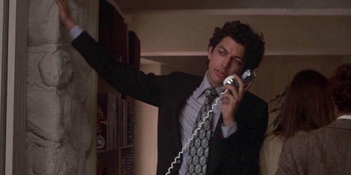 Jeff Goldblum in Annie Hall