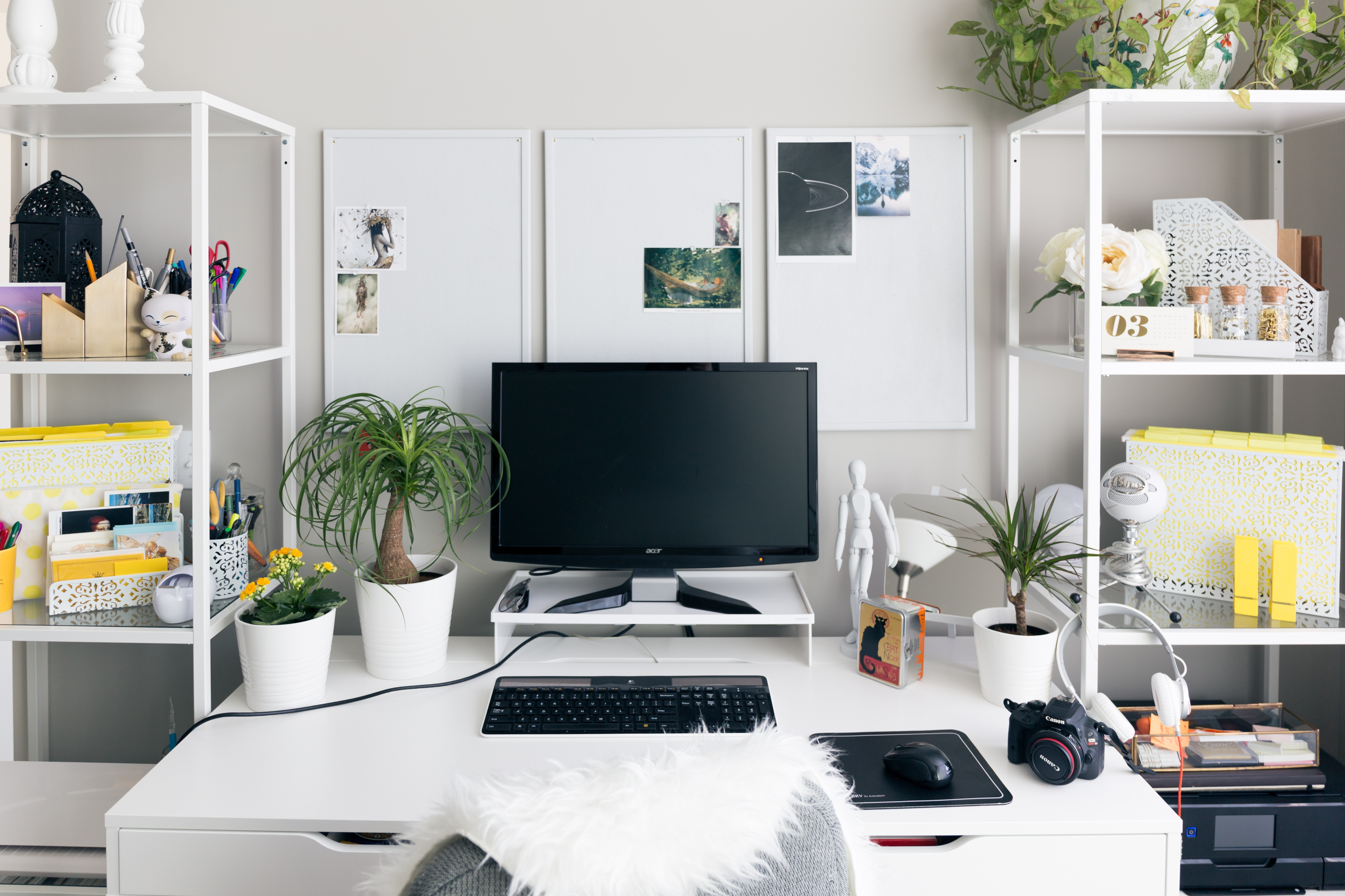 5 top tips for creating a productive workspace