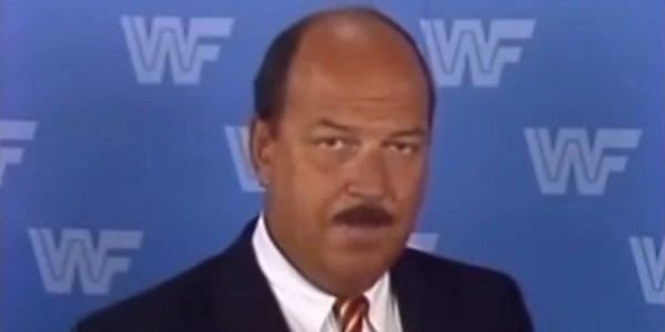 Mean Gene Okerlund WWE