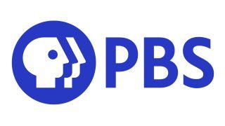 PBS's 50th anniversary logo
