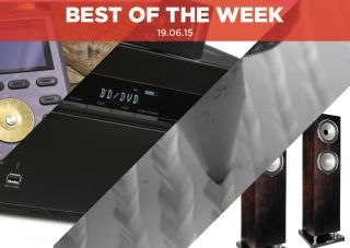 Best of the Week: Yamaha 2015 receivers, Sony STR-DN860