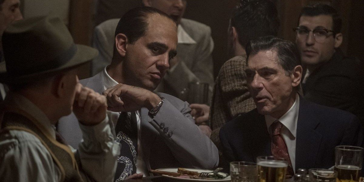 Bobby Cannavale in The Irishman