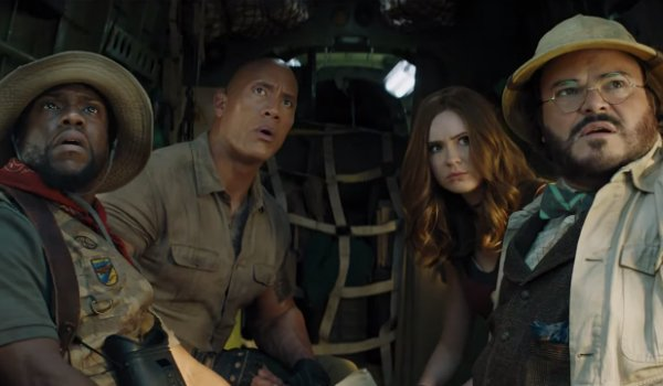 Jumanji 3 What We Know So Far About The Next Level Cinemablend