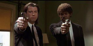 John Travolta, Samuel L. Jackson - Pulp Fiction