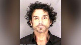 Deen Castronovo arrest mugshot