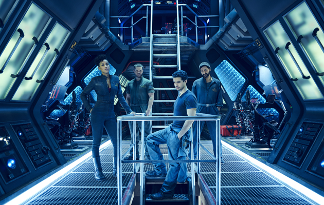 Box Set Binge: The Expanse