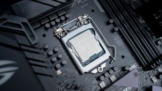 The CPU (like the Intel Core i9-9900K) is a good place to start (Image Credit: TechRadar)
