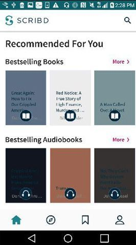 Scribd Review | Top Ten Reviews