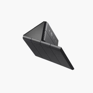 Oppo X Nendo foldable