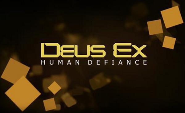 Deus Ex: Human Defiance