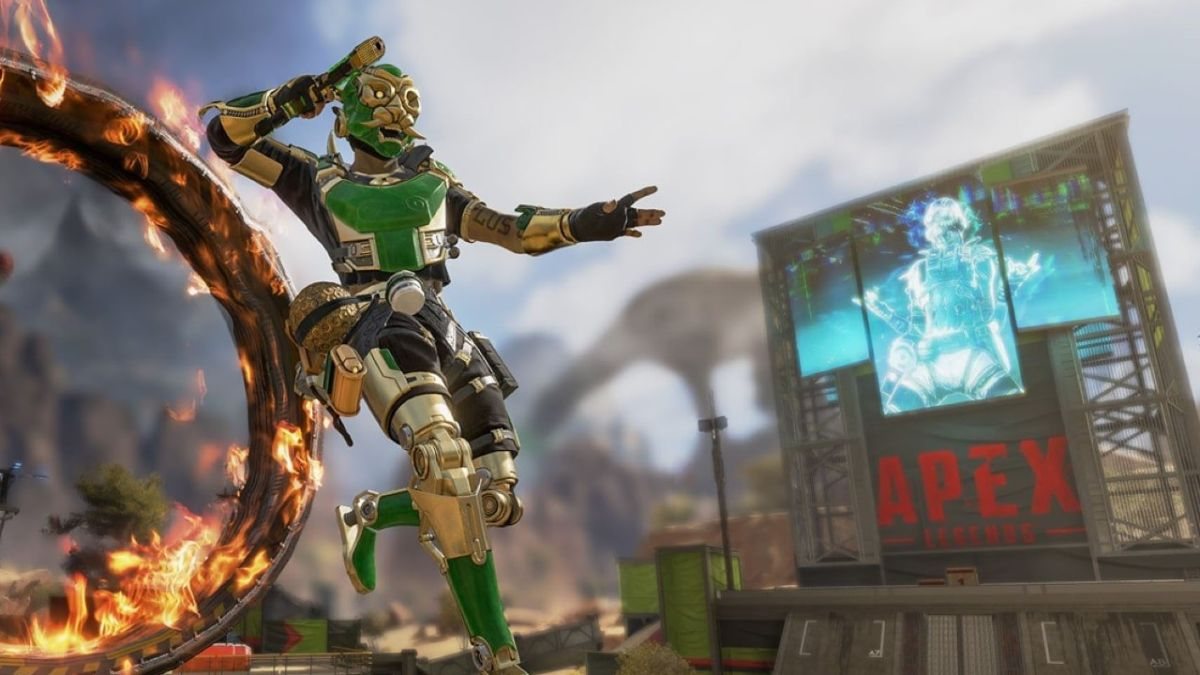 The Apex Legends solo event is now live