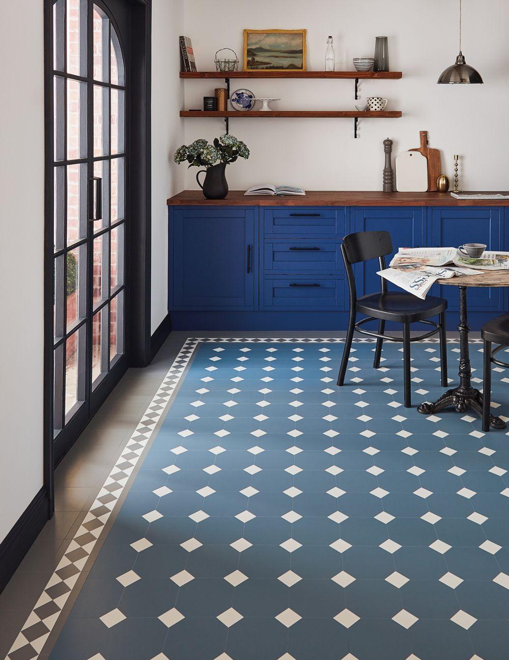 Cool Kitchen Flooring Ideas 25