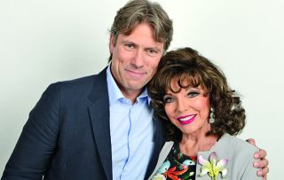 John Bishop: In Conversation with Joan Collins Thursday 9th November