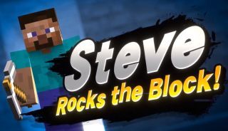Minecraft Steve is the new Super Smash Bros. Ultimate character — Yes, we're serious
