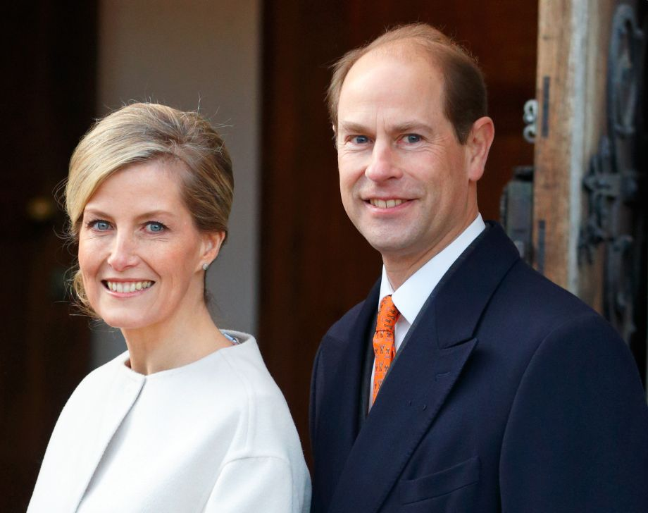 Prince Edward and the Countess of Wessex celebrate 20th anniversary – look back at their royal romance