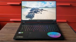 Gigabyte Aero 17 HDR XB (Intel 10th Gen)