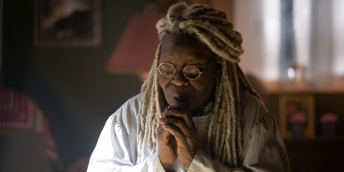 Whoopi Goldberg on The Stand