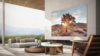 Samsung 110-inch MicroLED TV