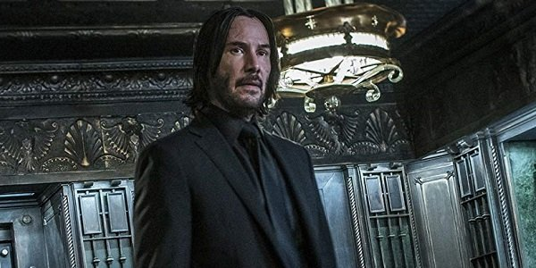 John Wick in Chapter 3 - Parabellum