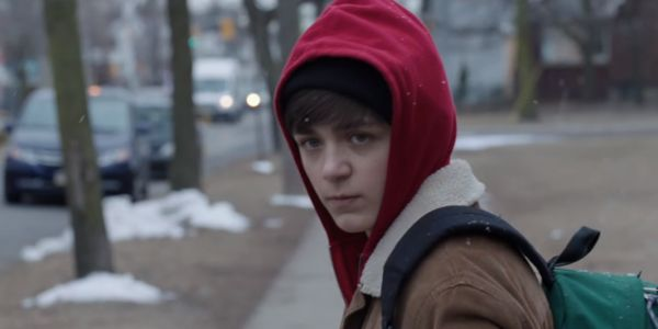 Asher Angel as Billy batson in Shazam!
