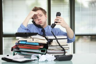stress at work, how to deal with stress
