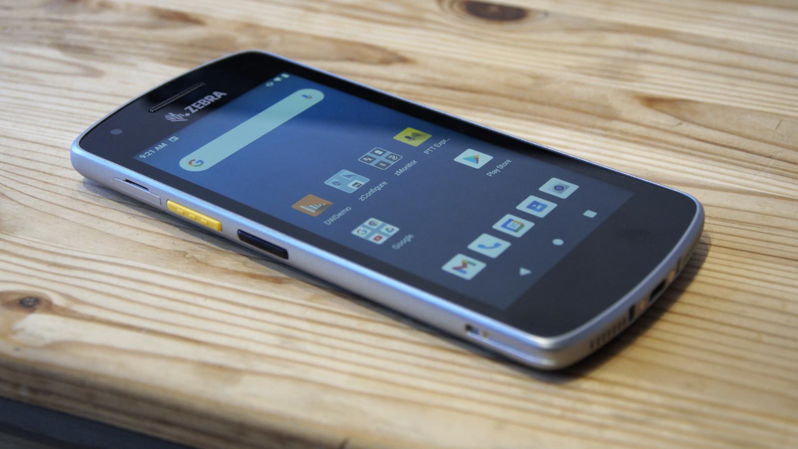 Zebra EC55 Mobile Computer