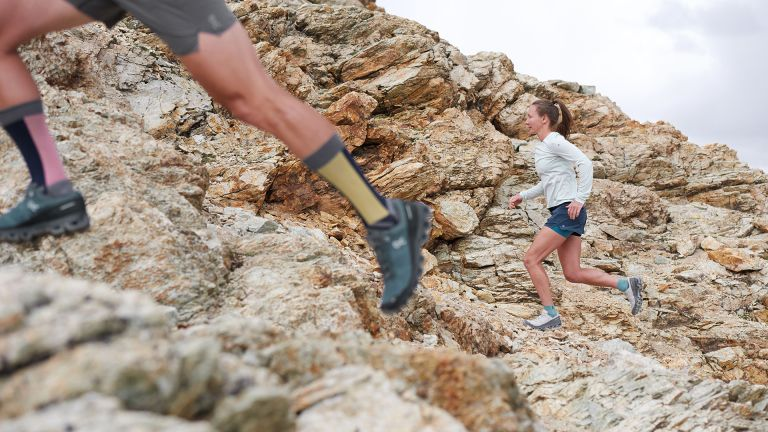 best trail running shoes: On Cloudventure
