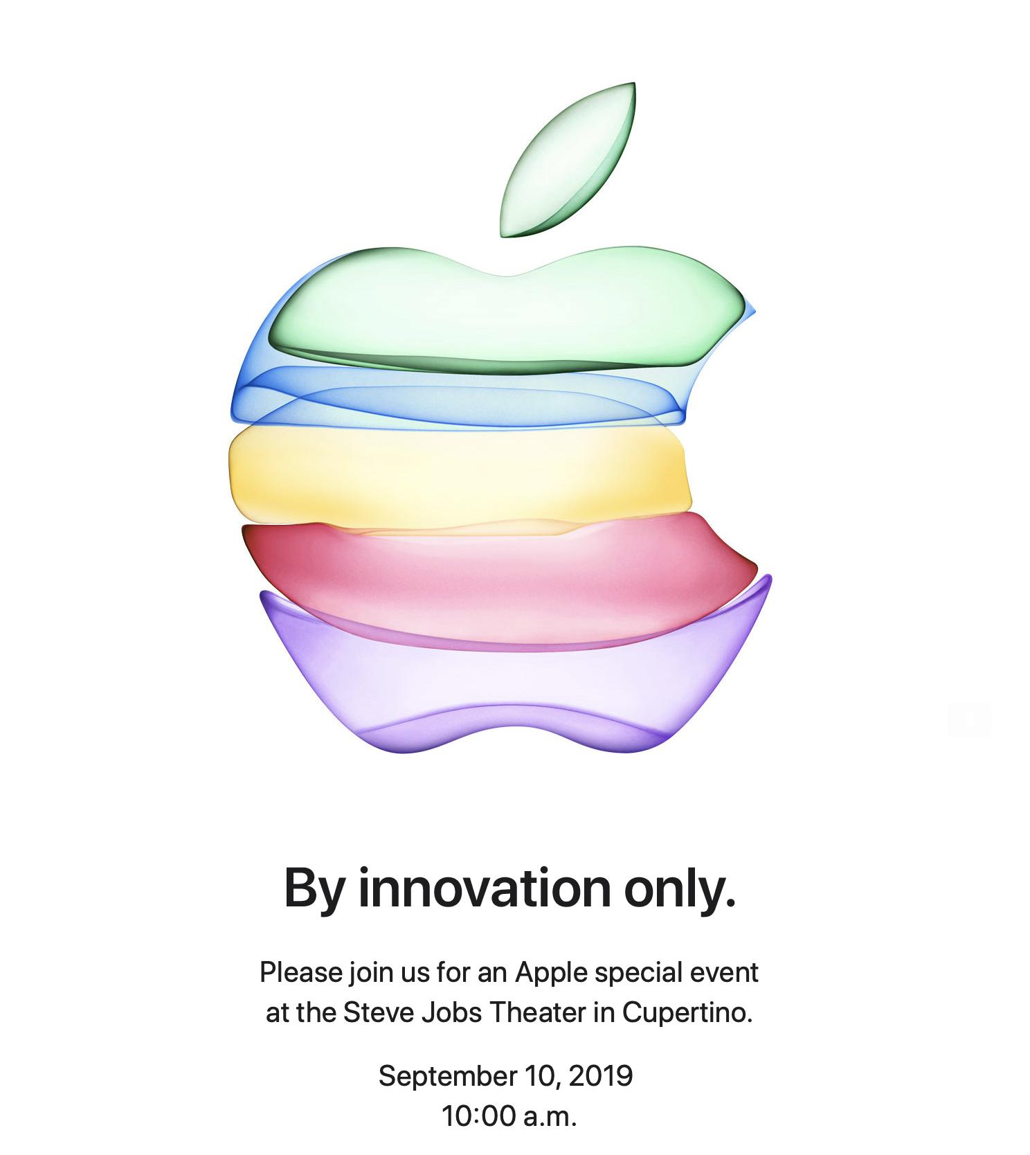 Forget the iPhone 11, everyone's talking about this colourful new Apple logo   Creative Bloq