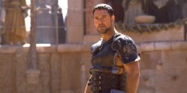 Russell Crowe Trolls Fans About Gladiator 2 In Unhinged Video