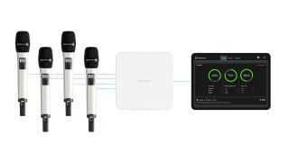 Sennheiser is launching the SpeechLine Multi-Channel Receiver, available from Q2 2020 in both a two-channel and a four-channel version.
