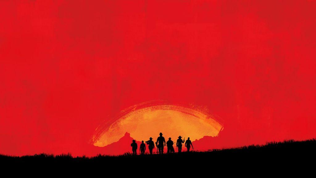 Rockstar teases Red Dead artwork updated | PC Gamer