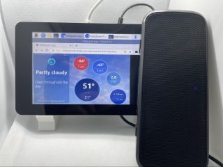 Raspberry Pi Alexa Smart Screen Project