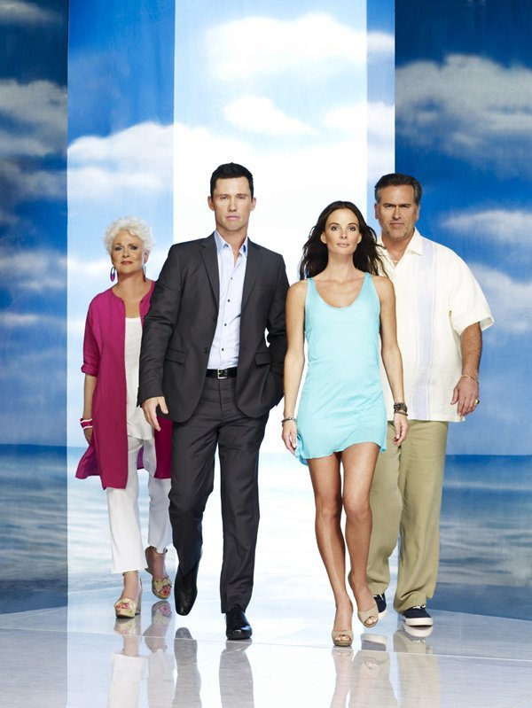 New DVD Season Sets Of Burn Notice And White Collar This June #16545