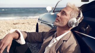B&O Beoplay H95 luxury headphones mean you're always travelling first-class