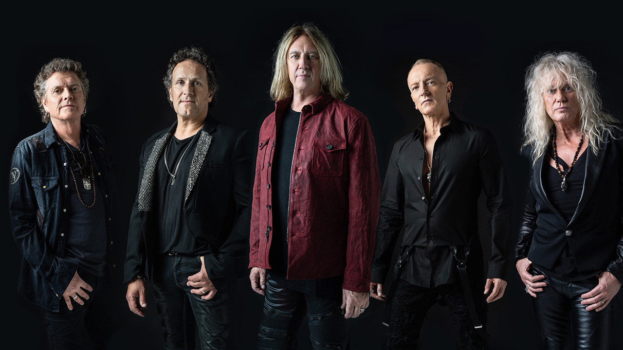 Def Leppard detail part two of their career-spanning box set series