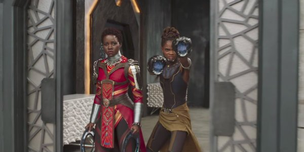 Black Panther Nakia Shuri