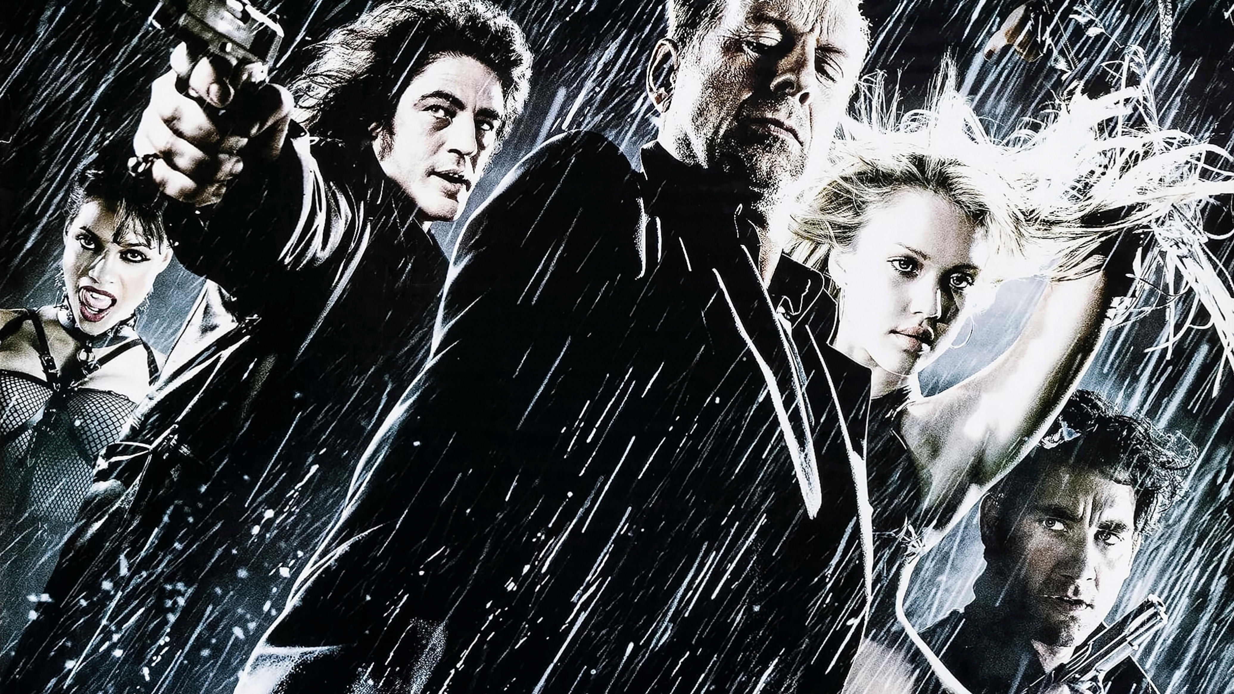 best paramount plus shows and movies - sin city