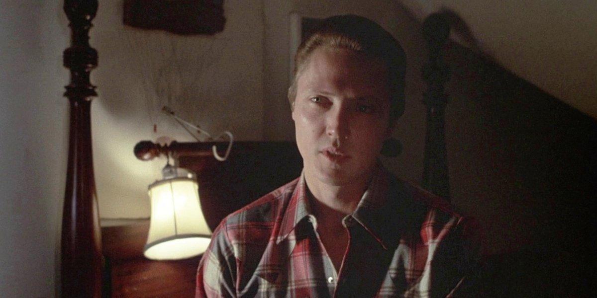 Christopher Walken in Annie Hall