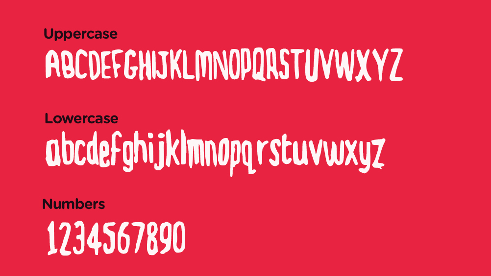 Free handwriting fonts: Dickie