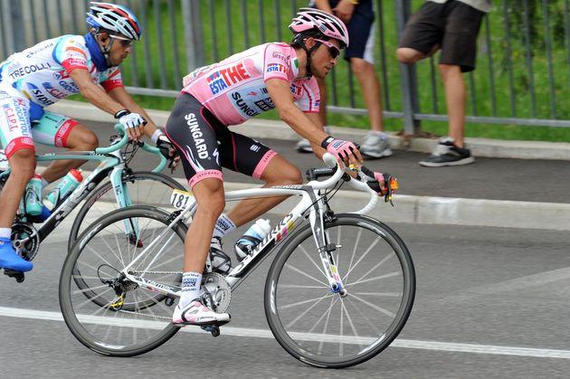 Alberto Contador, Giro d'Italia 2011, stage 18
