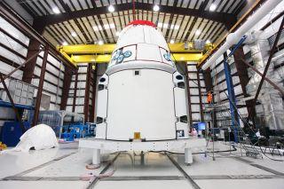 Falcon 9 Solar Array